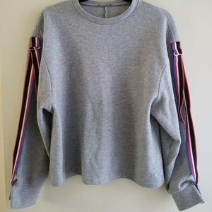 Zara Gray Sweatshirt